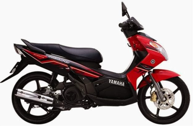 Thuê xe tay ga Yamaha